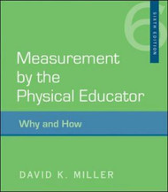 Measurement By The Physical Educator