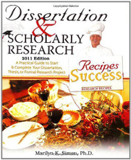 Dissertation And Scholarly Research