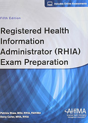 Registered Health Information Administrator Exam Preparation