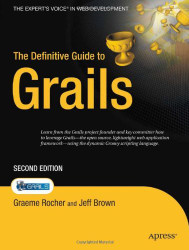 Definitive Guide To Grails