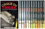 Cirque Du Freak Series Complete 12 Book Collection Killers Of The Dawn Lord Of
