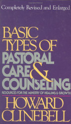Basic Types Of Pastoral Care And Counseling Revised