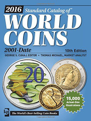 2017 Standard Catalog of World Coins 2001-Date