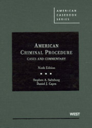 American Criminal Procedure