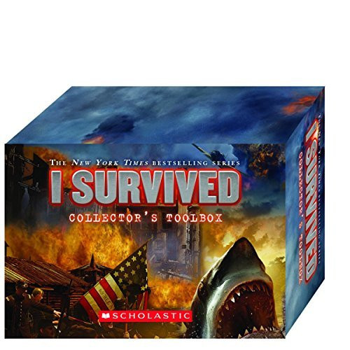 I Survived Collector's Toolbox