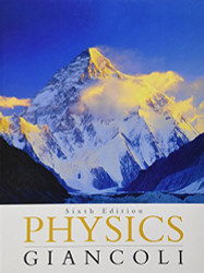 Physics Principles With Applications  -  by Giancoli