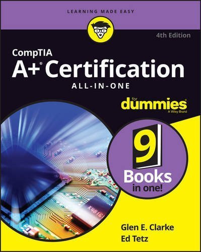 A+ Certification All-In-One For Dummies