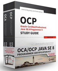 OCA / OCP Java SE 8 Programmer Certification Kit