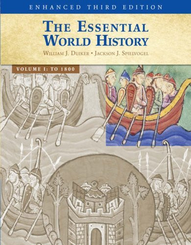 Essential World History Volume 1