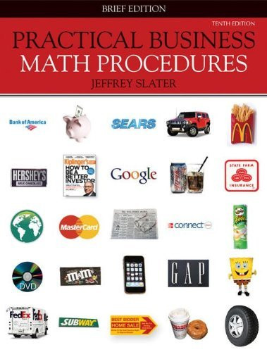 Practical Business Math Procedures Brief