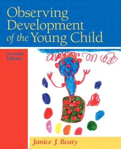 Observing Development Of The Young Child