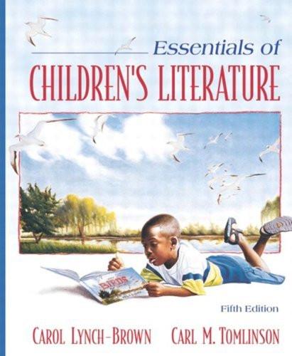 Essentials Of Children's Literature