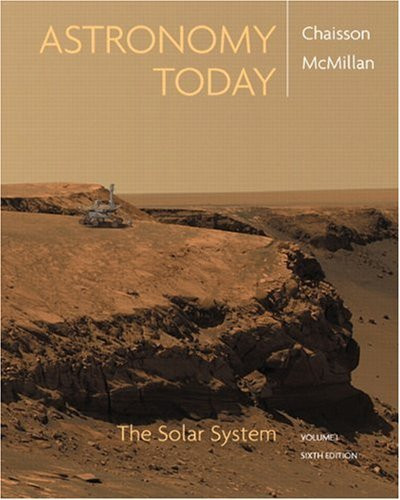 Astronomy Today Volume 1 The Solar System