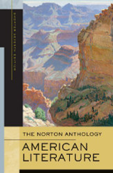Norton Anthology Of American Literature
