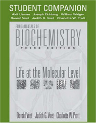 Student Companion To Accompany Fundamentals Of Biochemistry
