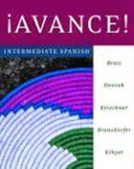 Avance! Intermediate Spanish