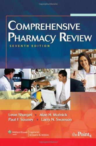 Comprehensive Pharmacy Review For Naplex