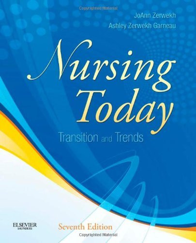 Nursing Today Transition And Trends