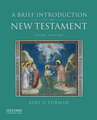 Brief Introduction To The New Testament