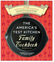 America's Test Kitchen Family Cookbook Heavy-Duty