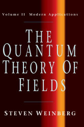 Quantum Theory Of Fields Volume 2