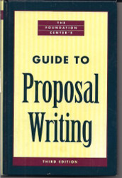 Foundation Center's Guide to Proposal Writing