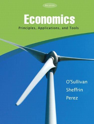 Economics Principles Applications And Tools