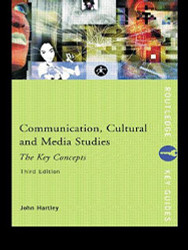 Communication Cultural And Media Studies