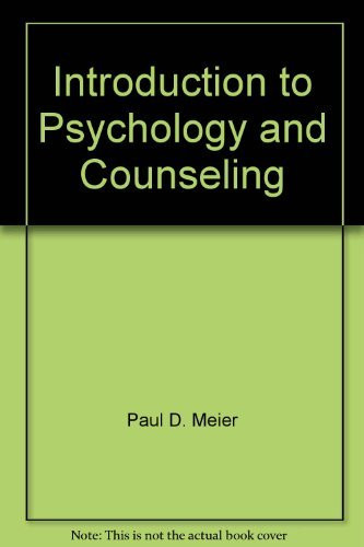 Introduction to Counseling: An Art and Science Perspective
