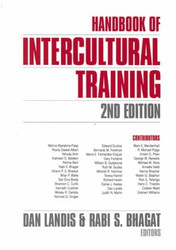 Handbook Of Intercultural Training