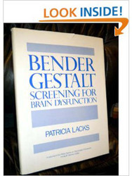 Bender Gestalt Screening For Brain Dysfunction