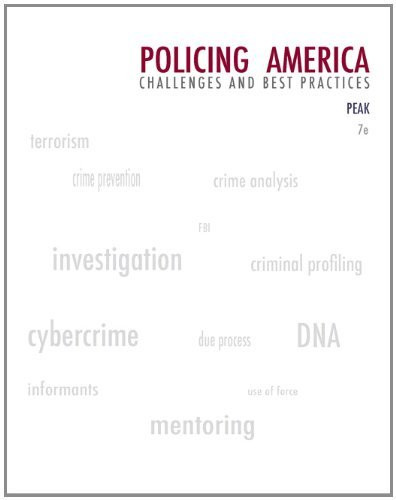 Policing America