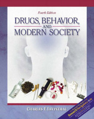 Drugs Behavior And Modern Society