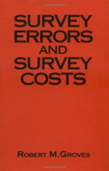 Survey Errors And Survey Costs