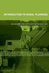 Introduction To Rural Planning Economies Communities And Landscapes