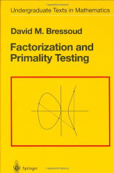 Factorization And Primality Testing