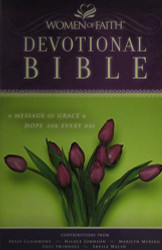 Women Of Faith Devotional Bible Nkjv