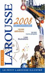 Petit Larousse Illustr Edition 2015