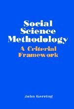 Social Science Methodology