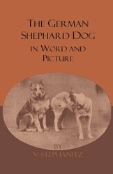 German Shepherd Dog In Word And Picture