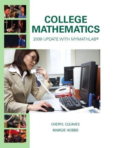 College Mathematics