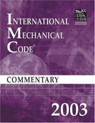 2012 International Mechanical Code Commentary