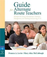 Guide For Alternate Route Teachers