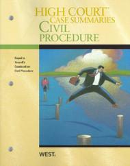 High Court Case Summaries On Civil Procedure