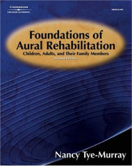 Foundations Of Aural Rehabilitation