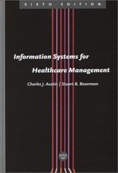 Information Systems For Healthcare Management
