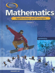 Glencoe Mathematics Applications And Concepts Course 2