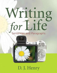 Writing For Life Sentences And Paragraphs