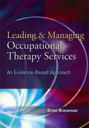 Leading And Managing Occupational Therapy Services
