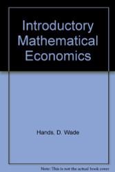 Introductory Mathematical Economics